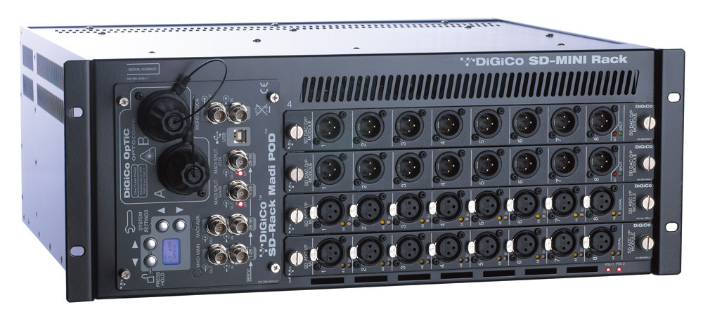 SD-MINI Rack